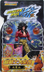 dragonball goku action figure wfoil card