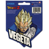 dragon ball vegeta sticker