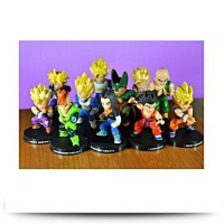 Anime Dragon Ball Z Dbz 5 Cm Deformation