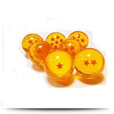Anime Dragonball Z Dbz Set 7 Stars High