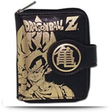 Dragon Ball Z Goku Super Saiyan Wallet