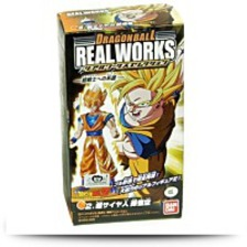 Dragonball Z Real Works Trading Figure