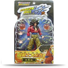 Kai 4 5 SS4 Goku Superposeable Action