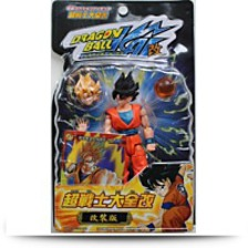 Specials Kai Gohan Action Figure Wfoil Card