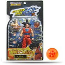 Kai Goku Action Figure Wlarge Dragonball