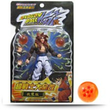 Specials Kai SS4 Gogeta Action Figure Wlarge