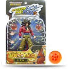 Specials Kai SS4 Goku Action Figure Wlarge