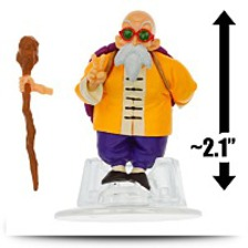 Master Roshi 2 1 Minifigure Dragon