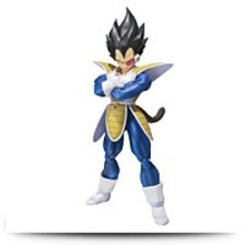 Tamashii Nations Normal Version Vegeta