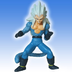 dragon ball real works figures vegeta