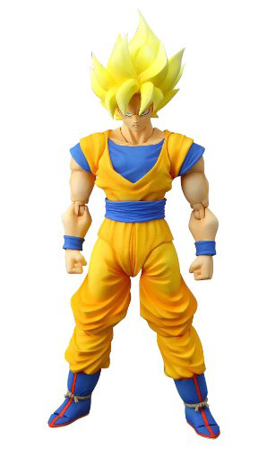 Tamashii Nations Super Saiyan Son Goku