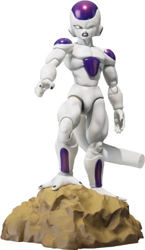 Bandai Tamashii Nations Frieza Final Form Dragonball Z S. H. Figuarts Action Figure